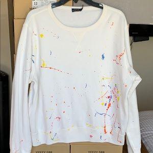 Used  women's Polo Ralph Lauren sweatshirt